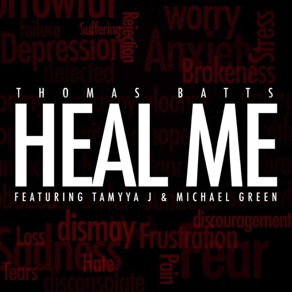 Cover art for Heal Me (Feat. Michael Green & Tamyya J)