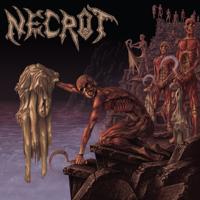 Necrot - Asleep Forever artwork