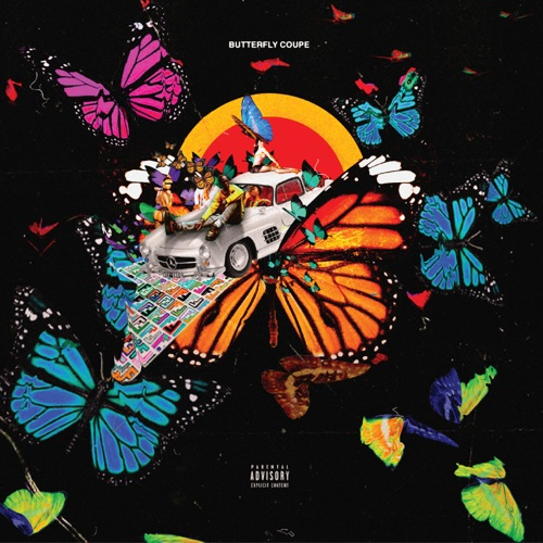 MilanMakesBeats - Butterfly Coupe (feat. Yung Bans, Playboi Carti) - Single
