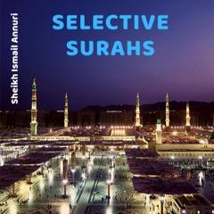 Selective Surahs