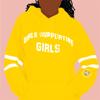 Adelaine Morin - Girls Supporting Girls artwork