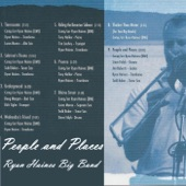 Ryan Haines Big Band - Thicker Than Water