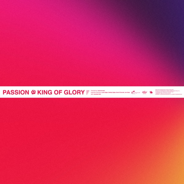 King of Glory (Live) - Single