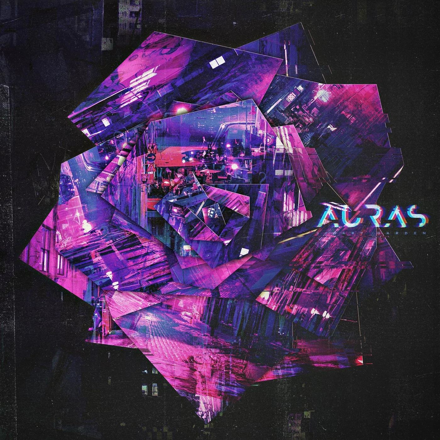AURAS - Binary Garden (2019)