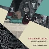 """Duo Astrand/Salo - Duo voor viool en piano, op.110, nr.2 in e kl.t., """"Duo brillant"""" - compleet"""