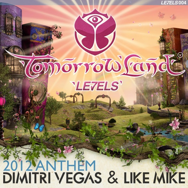 Tomorrowland Anthem 2012 - Single