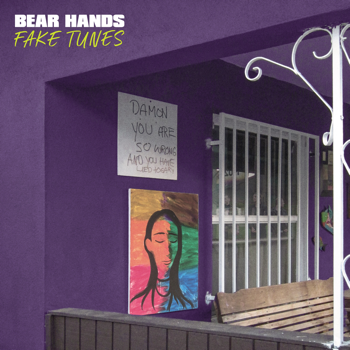 Bear Hands Fake Tunes music review