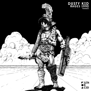 Dusty Kid - Rages 1992 - EP