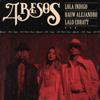 Lola Indigo, Rauw Alejandro & Lalo Ebratt - 4 Besos artwork