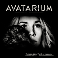 Avatarium - The Girl with the Raven Mask artwork