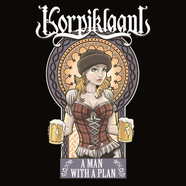 Korpiklaani mit A Man with a Plan