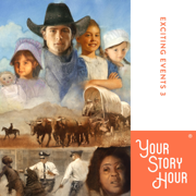 Exciting Events 3 - Your Story Hour - Your Story Hour