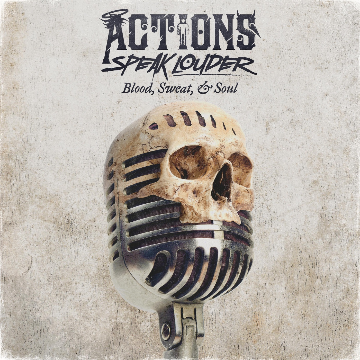 Actions Speak Louder - Blood, Sweat & Soul [single] (2019)