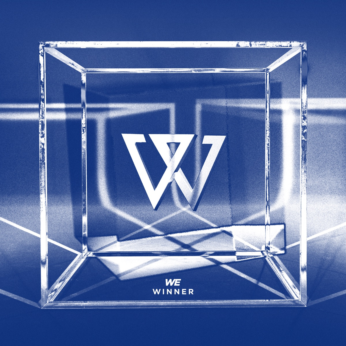 WE - EP WINNER CD cover