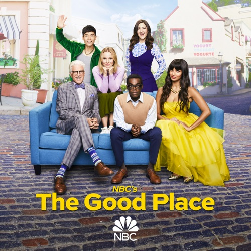 The Good Place, Season 4 movie poster