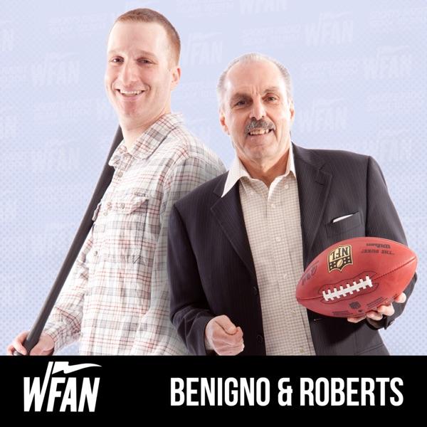 Joe Benigno and Evan Roberts