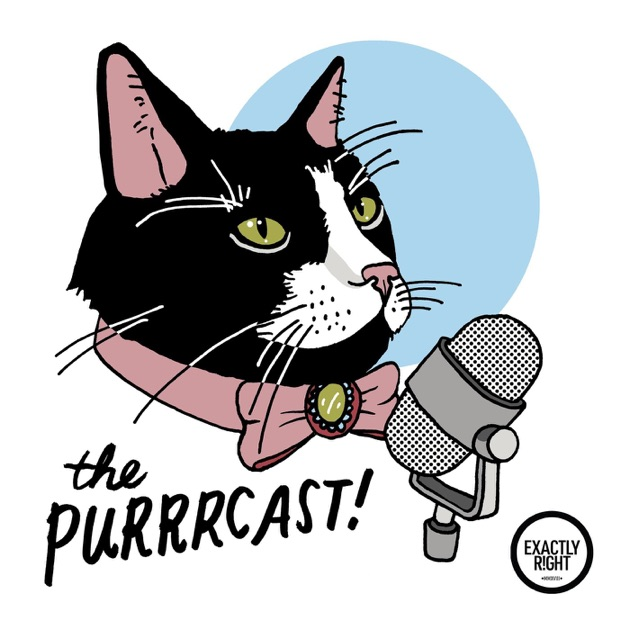 The Purrrcast by Exactly Right on Apple Podcasts