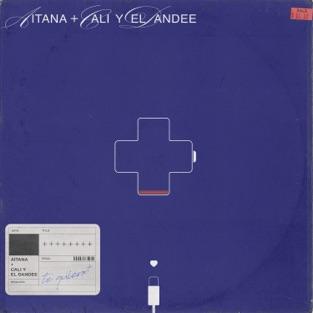 Aitana & Cali y El Dandee – + – Single [iTunes Plus AAC M4A]