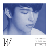 Write.. - EP - Nam Woo Hyun Cover Art