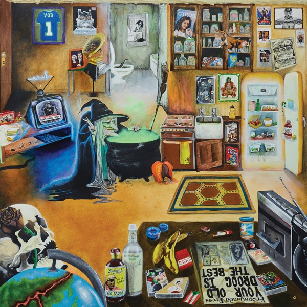 iTunes Artwork for 'It Wasn't Even Close (by Your Old Droog)'