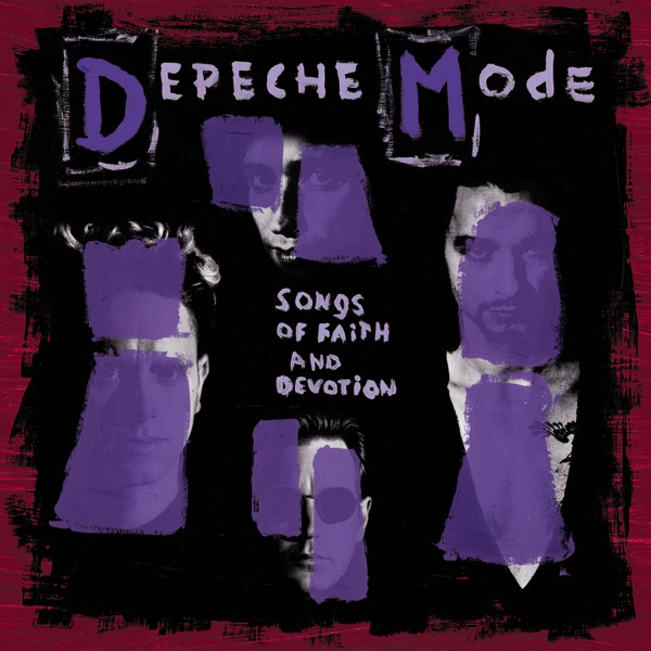 Depeche Mode mit Get Right With Me
