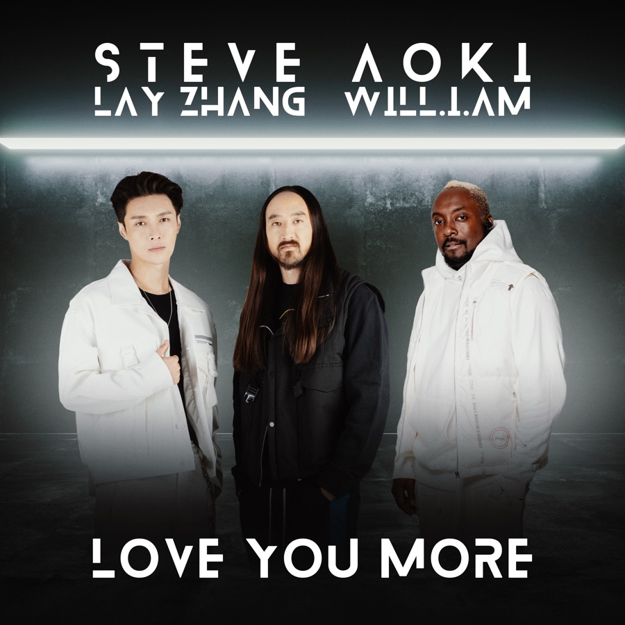 Steve Aoki - Love You More (feat. LAY & will.i.am) - Single