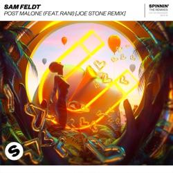 View album Post Malone (feat. RANI) [Joe Stone Remix] - Single
