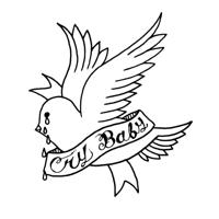 Lil Peep - crybaby artwork