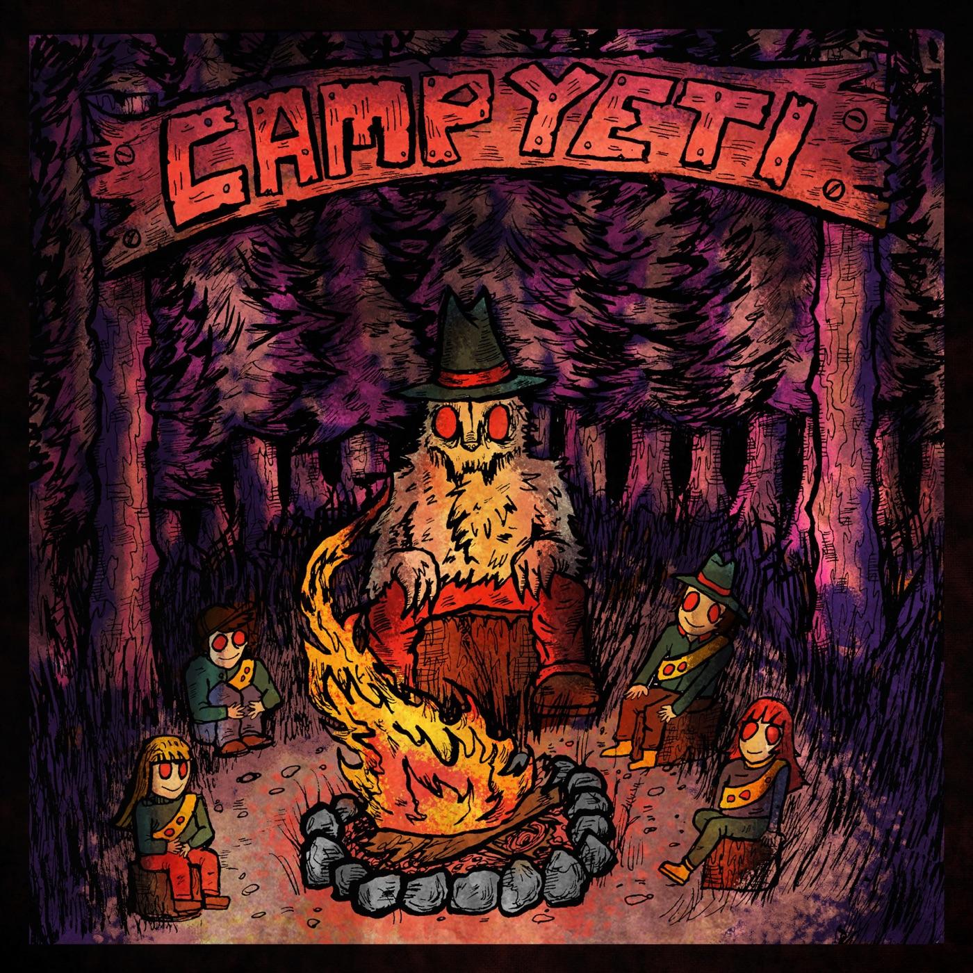 I Met a Yeti - Camp Yeti [EP] (2019)