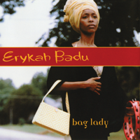 Erykah Badu - Bag Lady - EP artwork