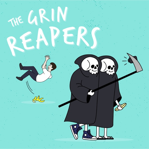 The Grin Reapers #35 Brad Norris