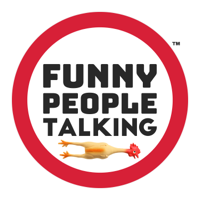 Podcast cover art for Funny People Talking