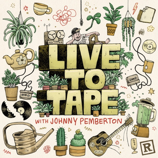 Live To Tape with Johnny Pemberton