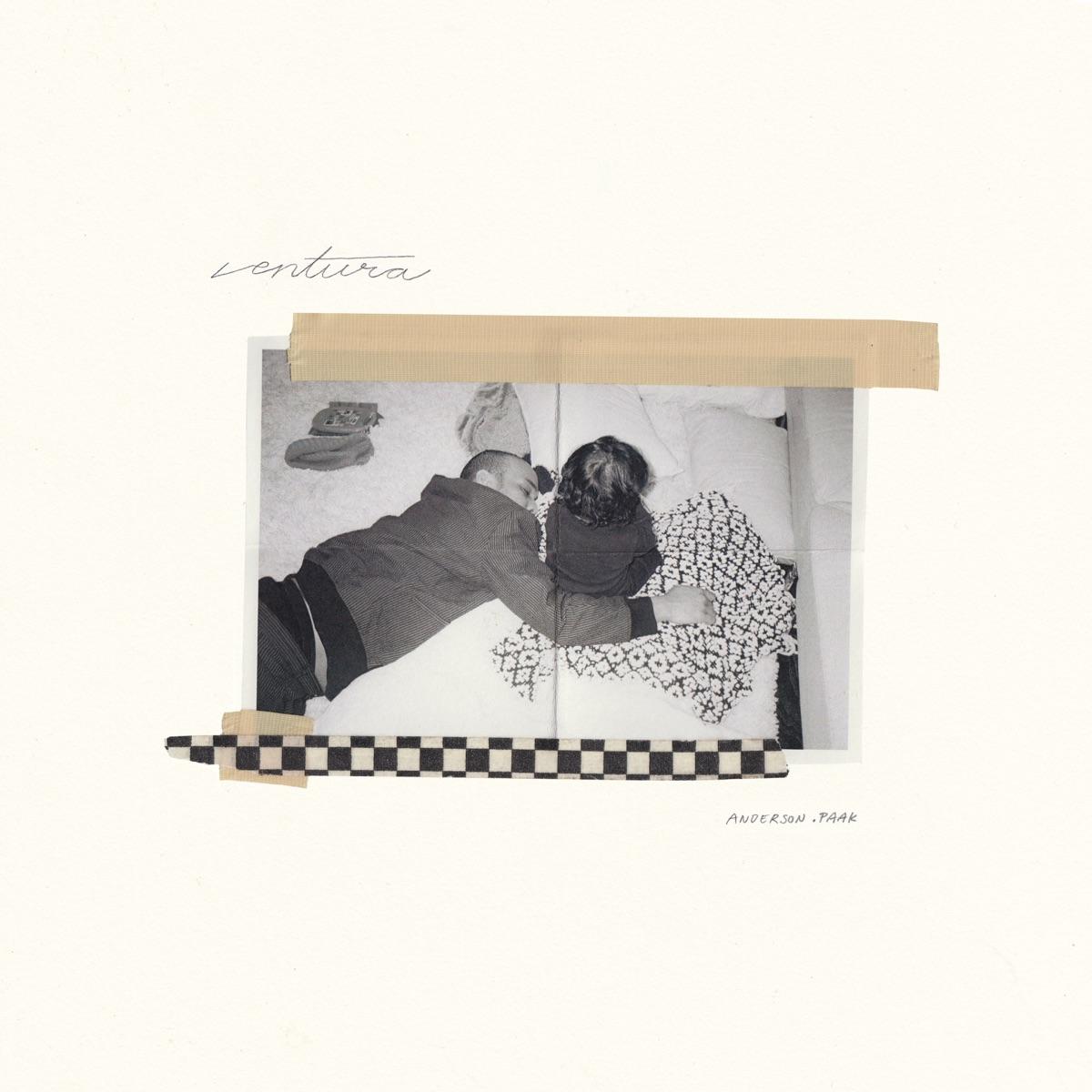 Ventura Anderson Paak CD cover