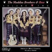 The Maddox Brothers & Rose - I'm Sending Daffydills