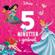 Disney - Fem minutter i godnat - Disney-prinsesser