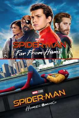 Spider-man: Far From Home / Spider-man: Homecoming HD Download