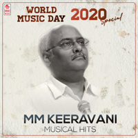 M.M. Keeravani - World Music Day 2020 Special - M.M. Keeravani Musical Hits - EP artwork