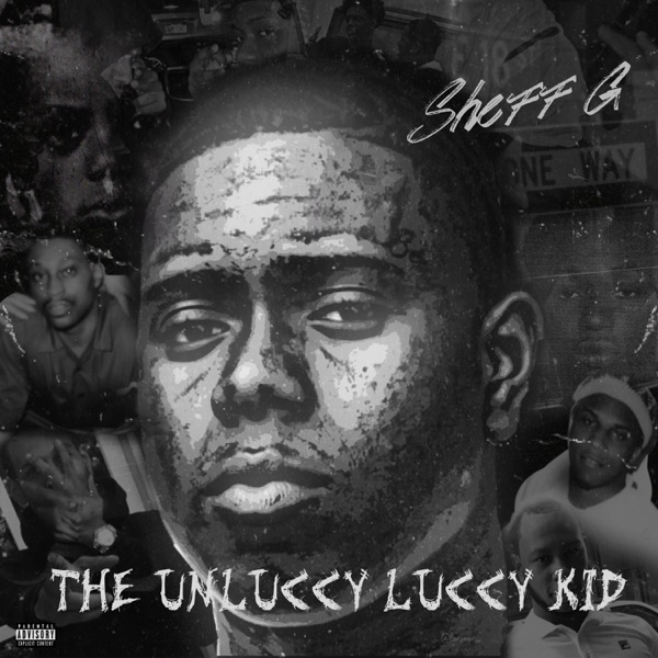 Sheff G - The Unluccy Luccy Kid album wiki, reviews