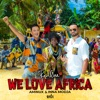 We Love Africa feat Inna Modja Aminux Single
