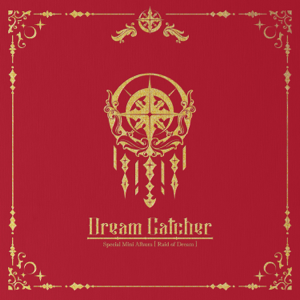 DREAMCATCHER - Raid of Dream - EP