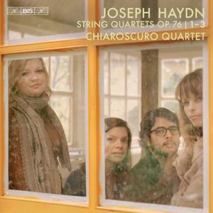Chiaroscuro Quartet - Haydn: String Quartets, Op. 76 Nos. 1-3