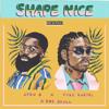 Afro B, Vybz Kartel & Dre Skull - Shape Nice artwork