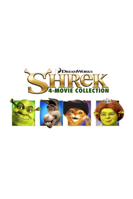 Shrek 4-Movie Collection Movie Synopsis, Reviews