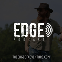 Podcast cover art for The Edge of Adventure with Adam Asher