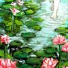 Asokah - Water Lily artwork