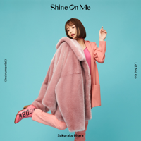 大原櫻子 - Shine On Me - EP artwork