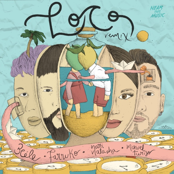 Loco (Remix) [feat. Farruko] - Single