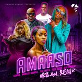 Amaaso (Urban Remix) [feat. The Mith, Fefe Busi & DJ Harold] - Vinka & Winnie Nwagi