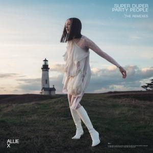 Allie X - Super Duper Party People (Remixes) - EP